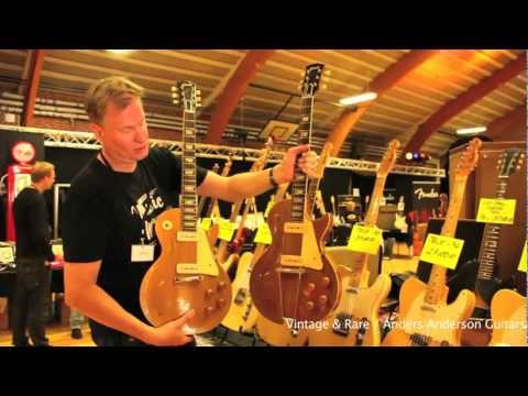 Anders Anderson Guitars / Part 1 / Vintage Guitar Show Svendborg / Vintage&RareTV