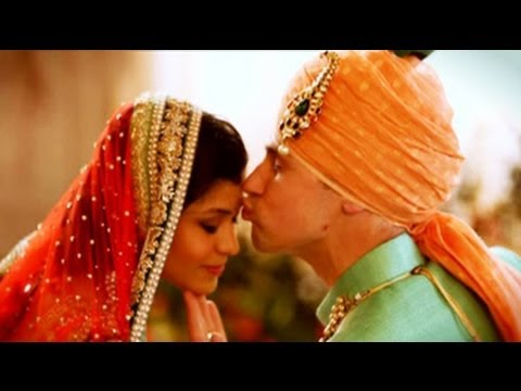 Band Baajaa Bride: Bollywood meets Hollywood style traditional wedding