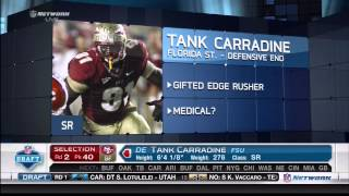 San Francisco 49ers Draft 2013 - Part 1 - Rounds 1-3