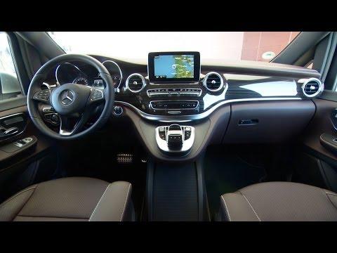 NEW 2015 Mercedes V-Class Edition 1 - INTERIOR