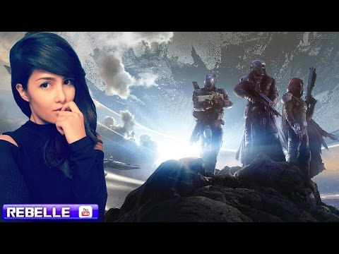 First Time Playing DESTINY | Come Join Me :3 | PS4 LIVESTREAM