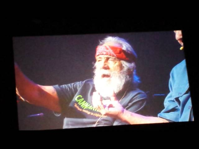 Cheech and Chong & WAR Tour 2014 - Great Dane