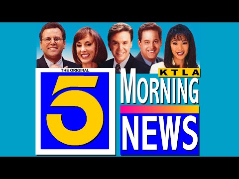 1994 KTLA Northridge Earthquake Coverage (Airdate 1994-01-17)