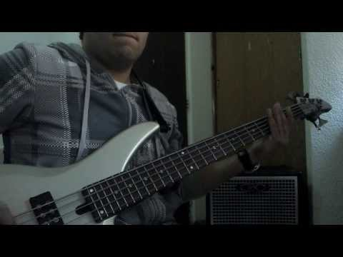 Un misil en mi placard  | Soda Stereo | unplugged | bass cover...