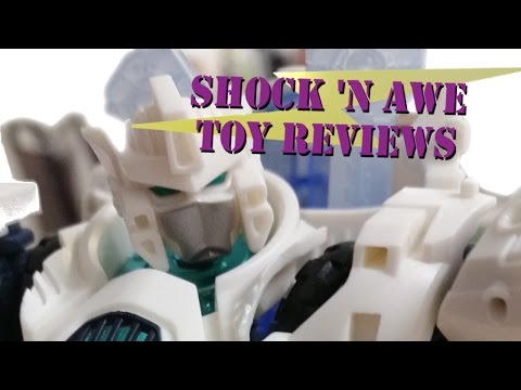 Mastermind Creations R11 Seraphicus Prominon (Transformers 3rd Party Nova Prime) Review