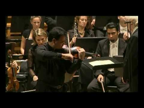 M.Ravel: Tzigane - Gabor Szabo violin part 1