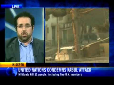 CTV News Channel Interview - Attack on UN Guesthouse in Kabul (28 October 2009)