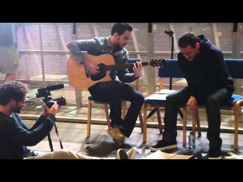 Linkin Park - Rolling In The Deep (Adele Cover live @ LPU Summit Hamburg 2011)