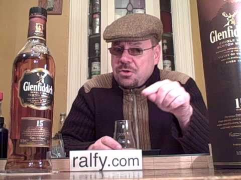 whisky review 96 - Glenfiddich 15yo (Solera Matured)