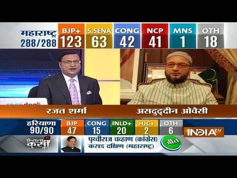 Asaduddin Owaisi speaks with India TV Exclusively.