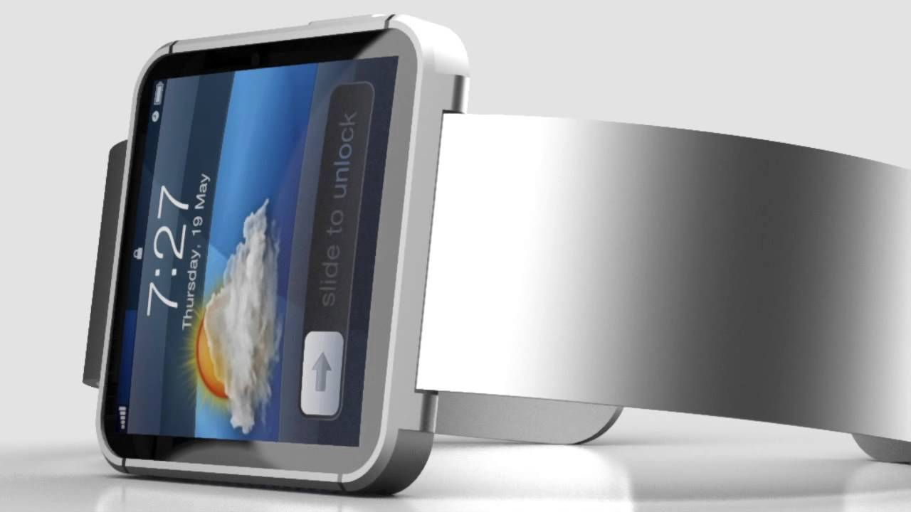 Apple Iwatch Concepts Apple Iwatch Concept What The