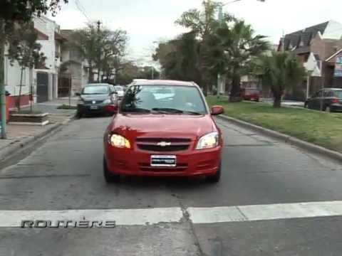 Chevrolet Celta LT Test - Routière - Pgm131.mpg