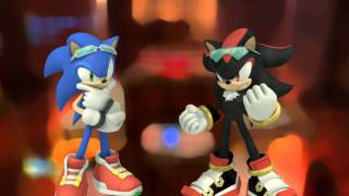 MAH JAM!: You've got this Sonic!