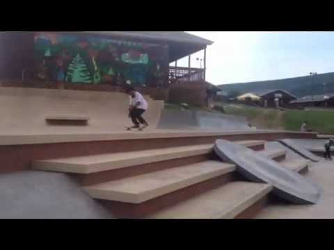 Organika Skateboards at Woodward East 2012