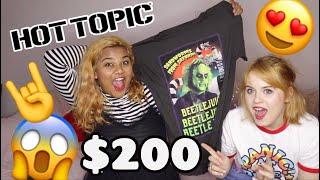$200 HOT TOPIC HAUL!!! STUDIO GHIBLI / RUPAUL'S DRAG RACE / RIVERDALE AND MORE
