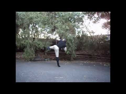 Taekwondo Form: Coast Banksia  April 10 2013 video