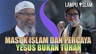 Download Lagu Femi Masuk Islam dan Percaya YESUS BUKAN TUHAN   DR. ZAKIR NAIK Gratis STAFABAND