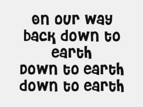 Down To Earth - Justin Bieber[lyrics Hq] video