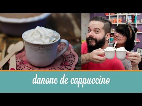 Danone de Cappuccino   Cozinha para 2