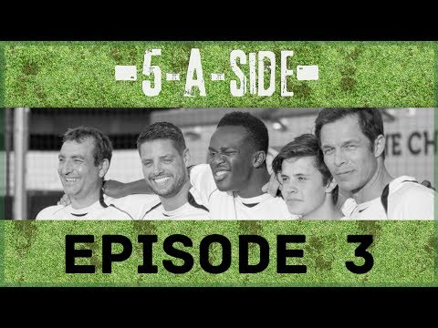 5ASIDE: EPISODE 3 STAR VERSUS INTER FOOTBALL COMEDY DRAMA