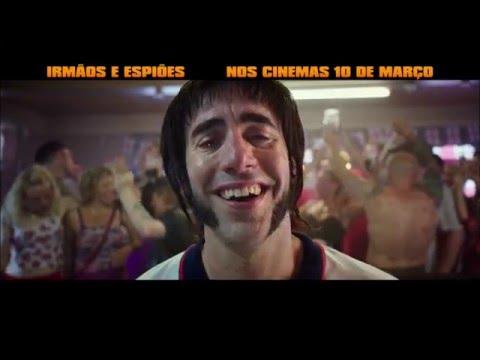 """Irmãos e Espiões"" - TV Spot ""Sacha Baron Cohen"" (Sony Pictures Portugal)"