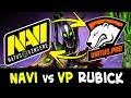 NaVi Vs VP Rubick — Lil Vs Rodjer