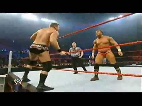 Ted DiBiase vs Chris Masters Video