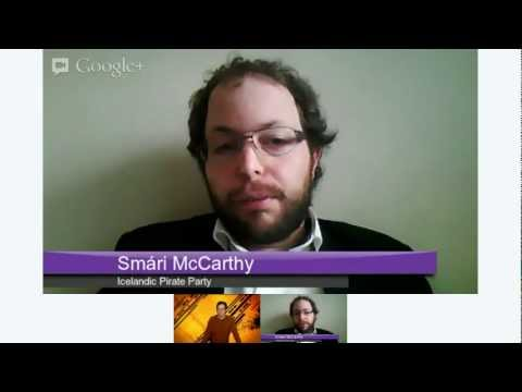 What is liquid democracy? – Truthloader Soapbox LIVE with Smári Mccarthy