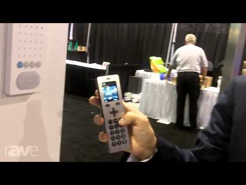 CEDIA 2013: Siedle Showcases the Scope Telephone Video Intercom