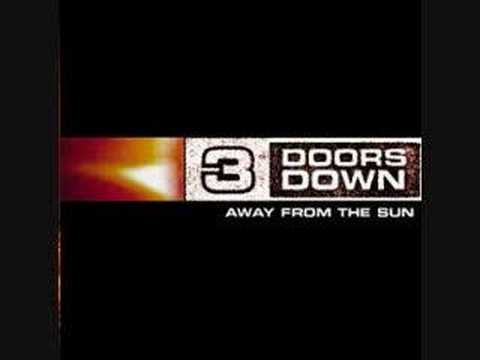 3 Three Doors Down - When I'm gone (with lyrics)