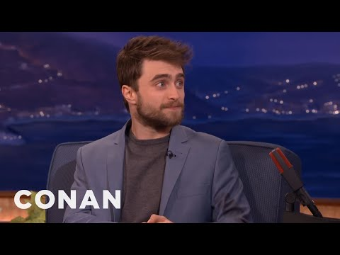 Daniel Radcliffe Crashed