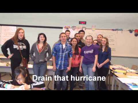 Hurricane Sandy Relief - From Lakeview High School