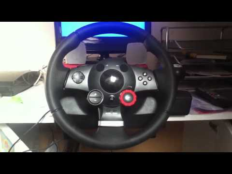 Driving Force GT Logitech