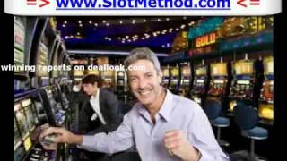 How To Win Slot Machines - Win Casino Slot Machines by 'Slot Method' Author Scotty Sun