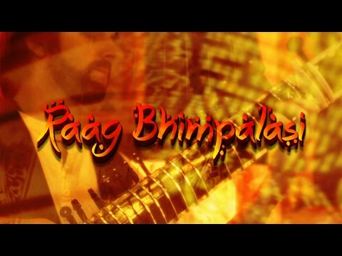 Music For Meditation - Raag Bhimpalasi On Sitar - By Prosad