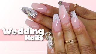 PERFECT Wedding Nails!