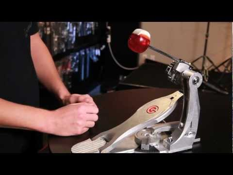 New G Class Bass Drum Pedal From Gibraltar: Brent's Hang