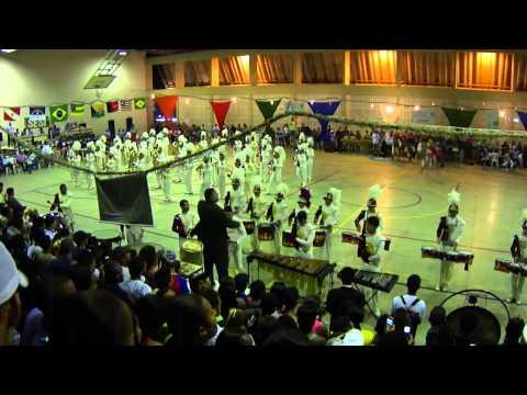 DRUM & BRASS CORP´S CASTRO ALVES PENTA CAMPEÃ NN 2011
