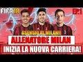 FIFA 18: ASENSIO AL MILAN!! COLPO FANTASTICO!! FIFA 18: CARR