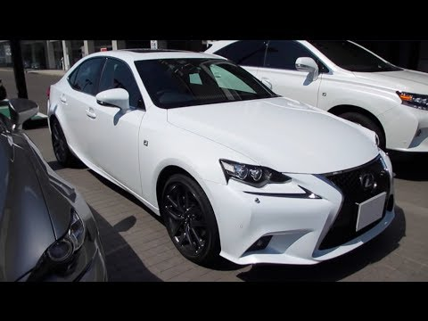 Lexus Is300 Ratings >> 2013 New LEXUS IS 300h F Sport - Exterior & Interior - YouTube