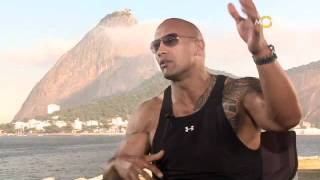 STAR Movies VIP Access: Fast Five - Dwayne Johnson (Part 1/2)