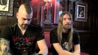 INTERVIEW WITH SABATON BY ROCKNLIVE PROD