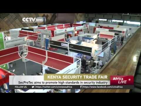 Kenya Security Trade Fair to Promote High Standards in Security Industry