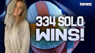 Fortnite Battle Royale -New Season Soon! 4000+ KILLS. LVL 100. TOP TIER. 334 SOLO WINS. WIN STREAKS!