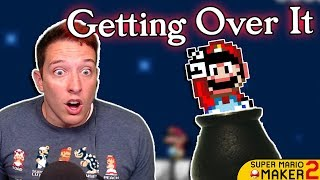 A GETTING OVER IT Level That Will DESTROY Your Sanity!!