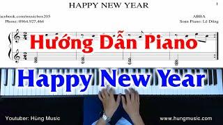 Hướng Dẫn Happy New Year Piano [Phần 1] - Hùng Music