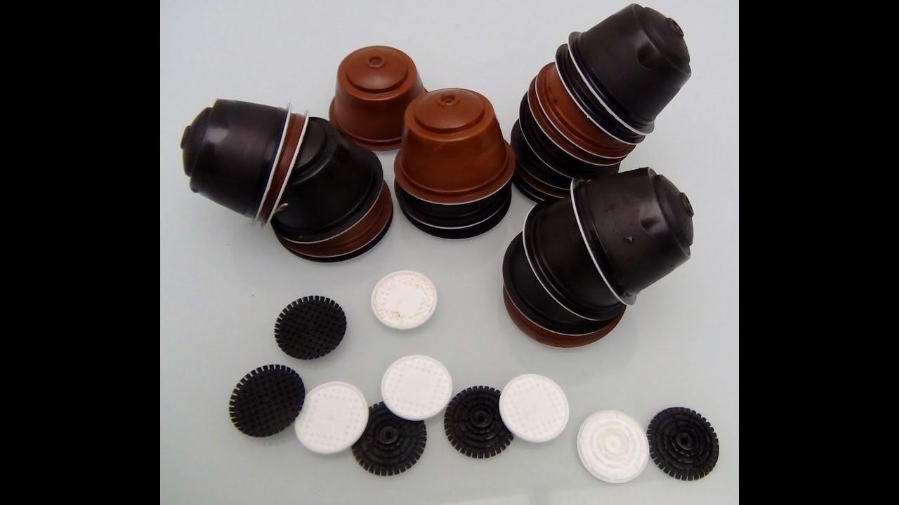 How To Prepare Dolce Gusto Coffee Capsules C 243 Mo Preparar