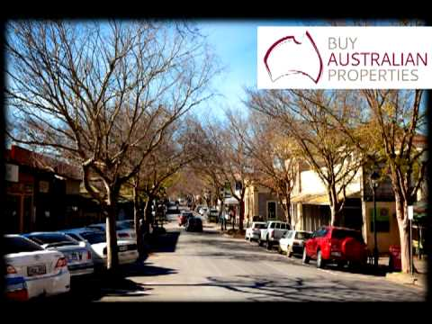 Investing in Mount Barker