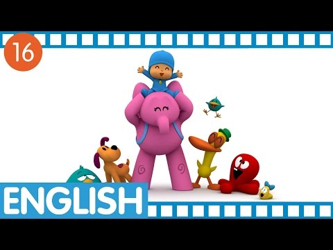 Pocoyo in English - Session 14 Ep. 09-12