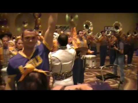 The LSU Golden Band From Tigerland!